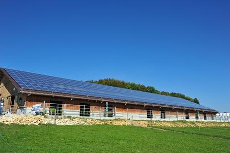 Solarstall komp